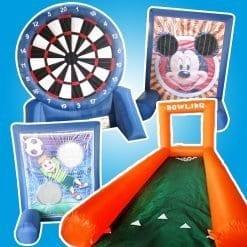 Giochi Gonfiabili per Feste